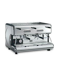 La San Marco 85-E 2 Group espresso machine