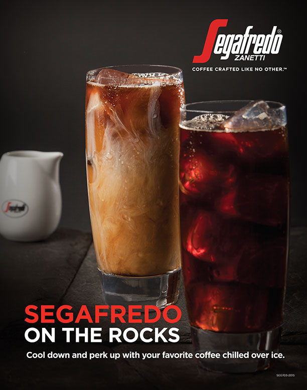 Segafredo on the Rocks