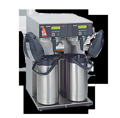 Axiom Twin Airpot Coffee Brewer